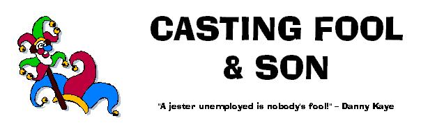 A jester unemployed is nobody's fool! - D.K.